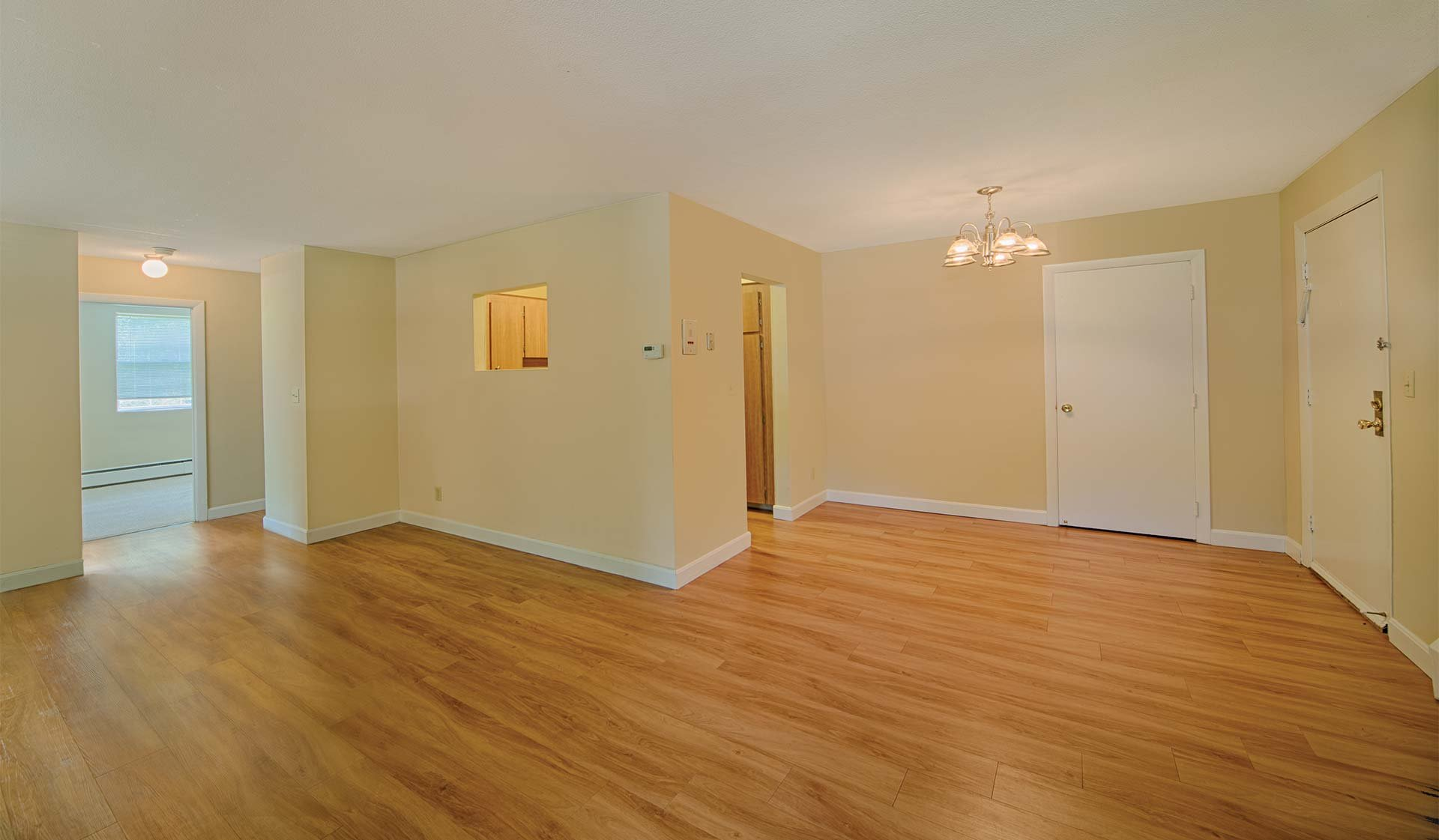 Georgetown Apartments - Wood Flooring